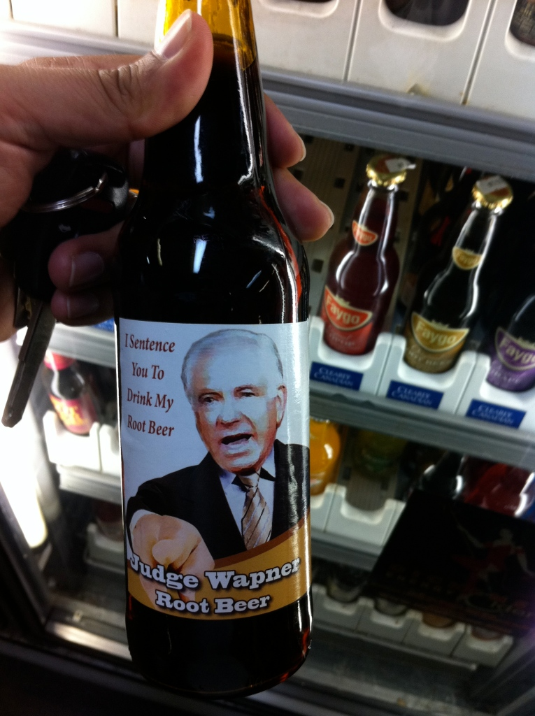 Judge Wapner Root Beer