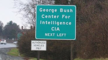 George Bush center for intelligence(!)
