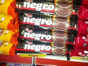 Negro cookies