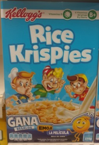 Rice Krispies, Portugal