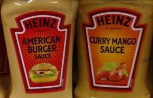 Heinz sauce 2