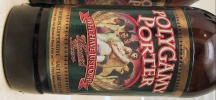 Polygamy Porter - this is real beer, I'm not making this up!